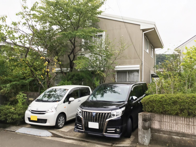 泉区S邸 外壁塗装・外装リフォーム 90万円/工期21日間 施工前