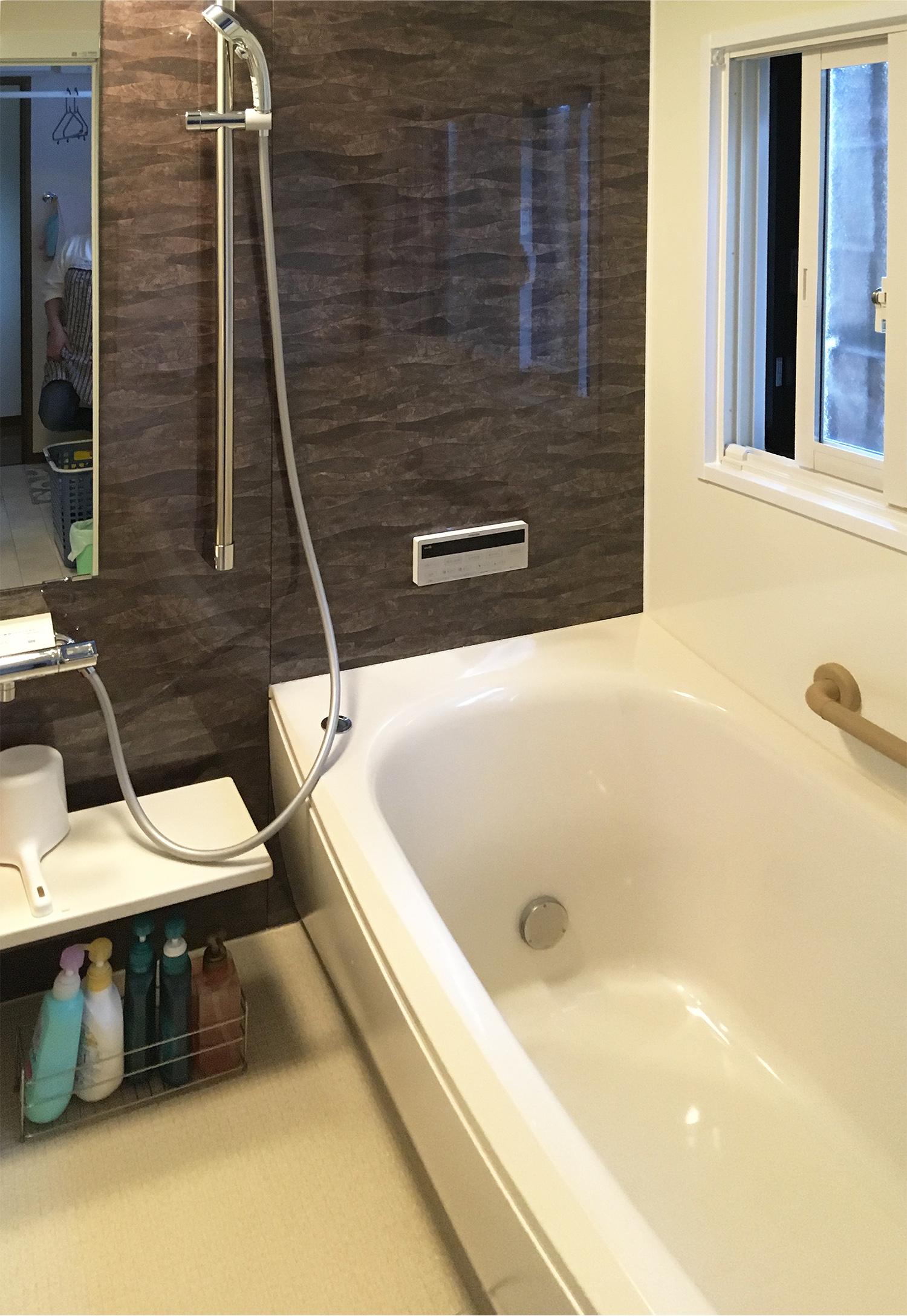 寒い浴室を快適に! お風呂リフォーム🛀