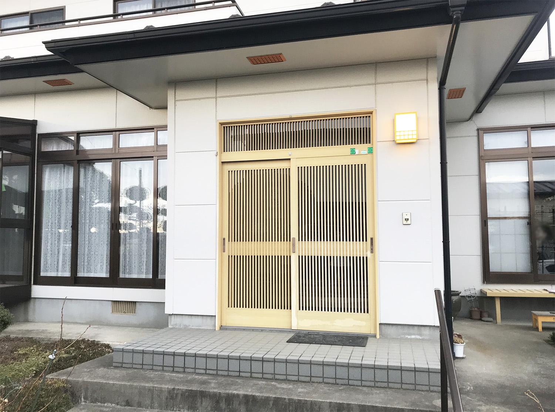 遠田郡I邸 エクステリアリフォーム 40万円/工期1日間 施工前