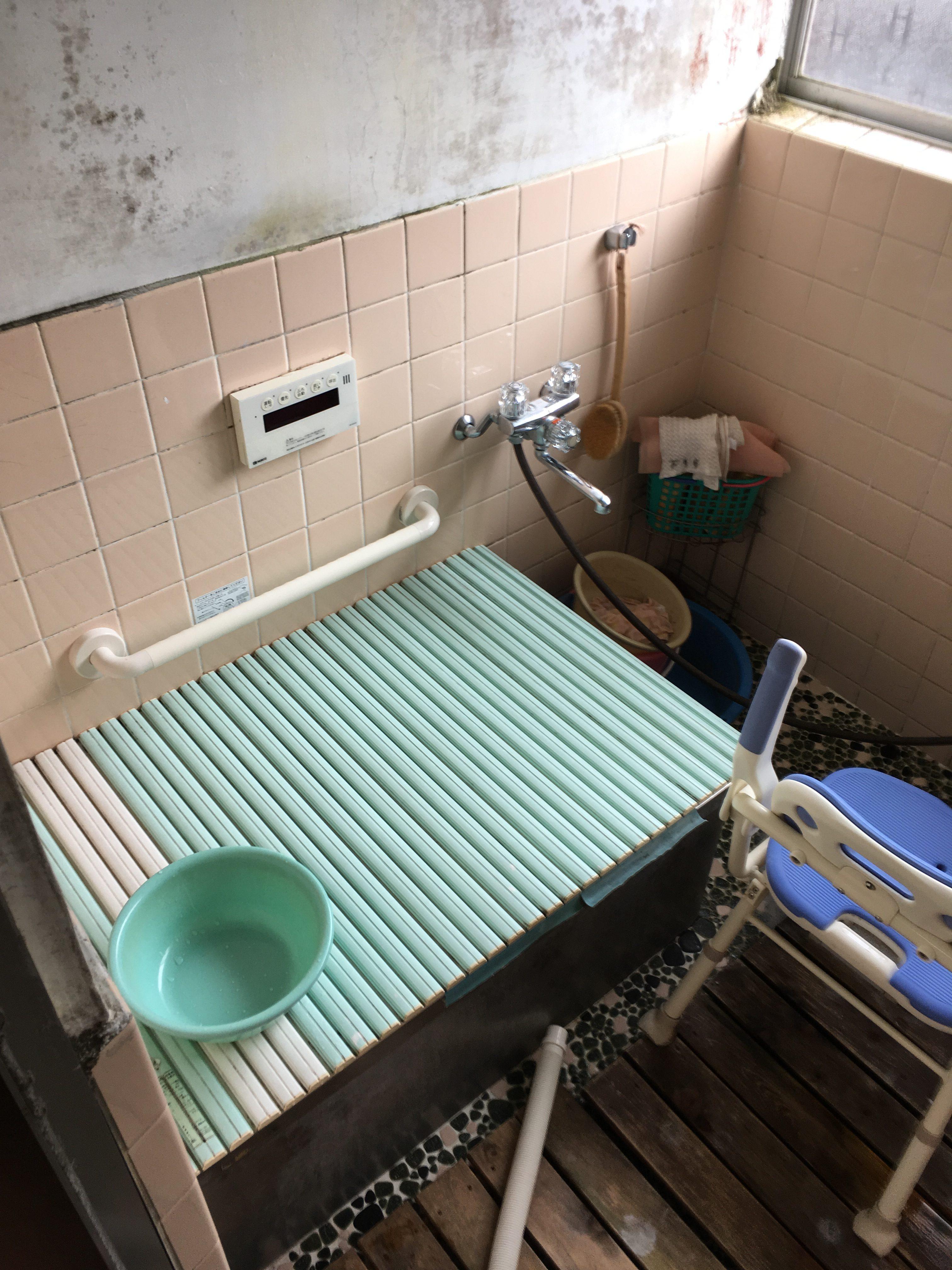 【ダイク株式会社】浴室が古くなりどうしようか困っていた・・・