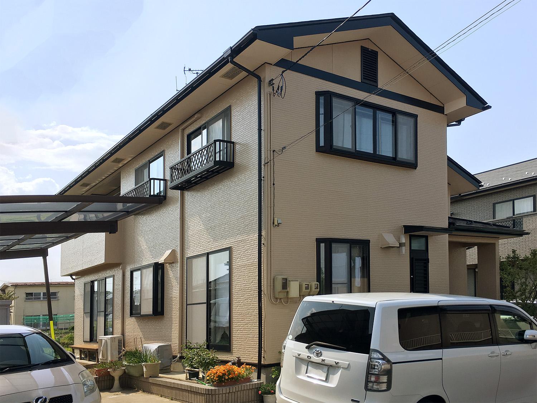 柴田郡F邸