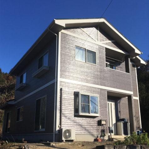 屋根・壁の経年劣化も塗装でキレイに!