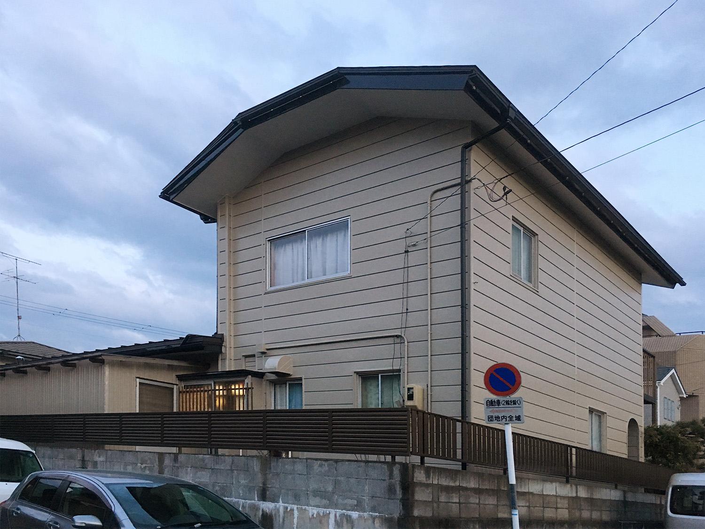 泉区T邸 外壁塗装・外装リフォーム 78万円/工期14日間 施工後