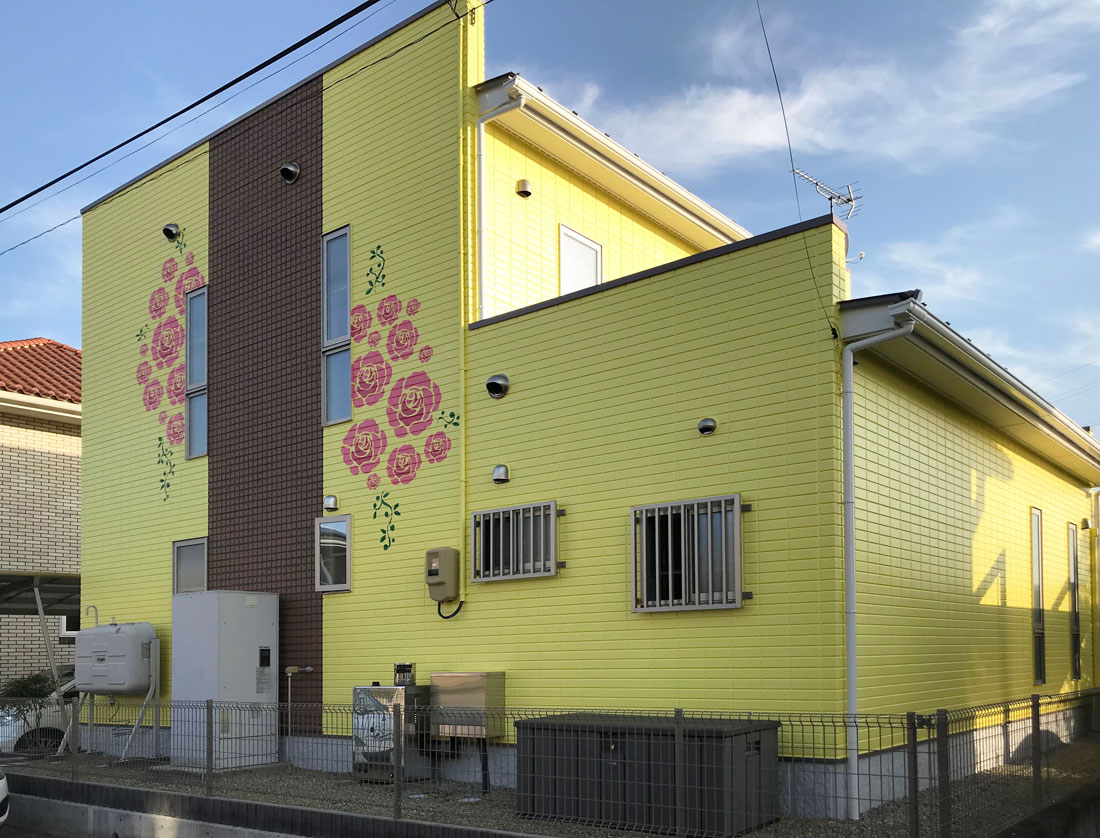 岩沼市N邸 外壁塗装・外装リフォーム 170万円/工期50日間 施工後