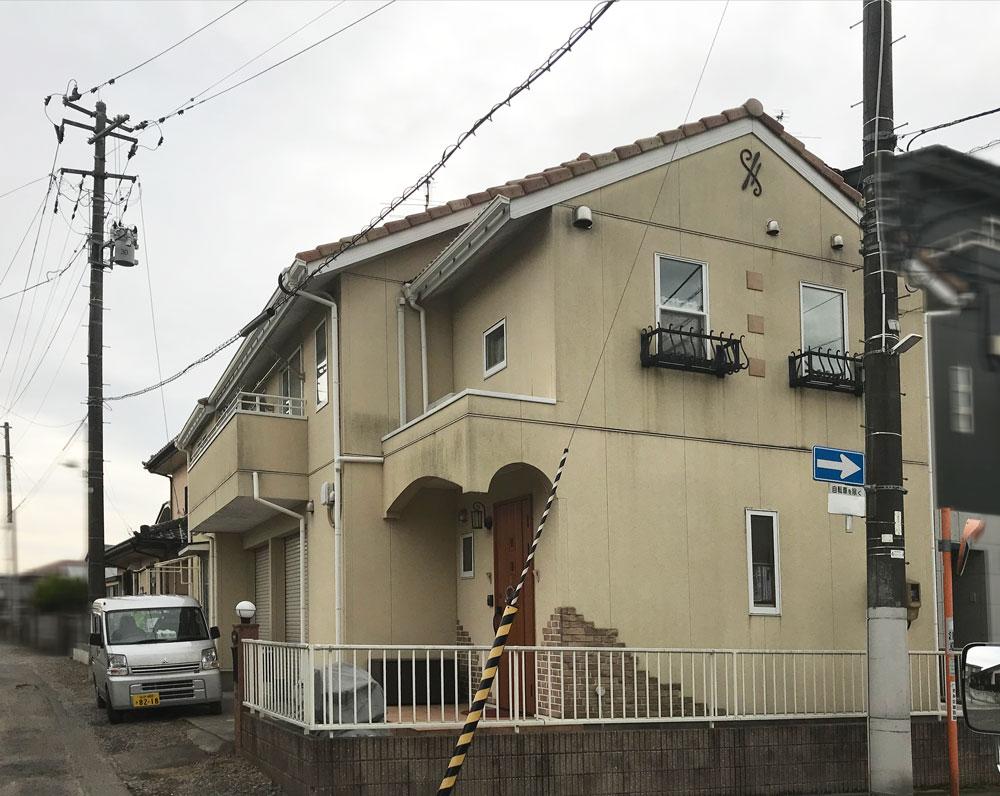 若林区S邸 外壁塗装・外装リフォーム 76万円/工期10日間 施工前