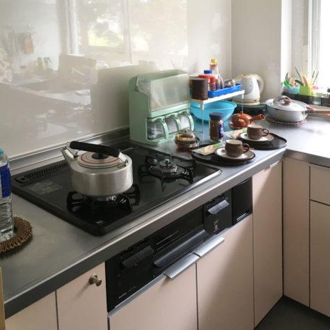 古いキッチンを改修🍲使い勝手のいい台所に変身!