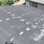 屋根塗装工事_施工前写真