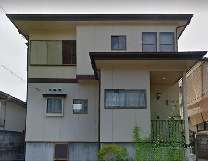 青葉区S邸 外壁塗装・外装リフォーム 92.5万円/工期20日間 施工前