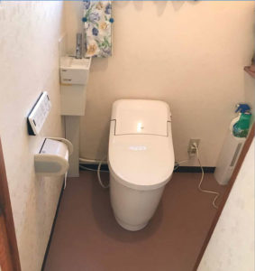 トイレ改修工事_施工後写真