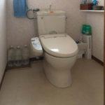 トイレ改修工事_施工前写真