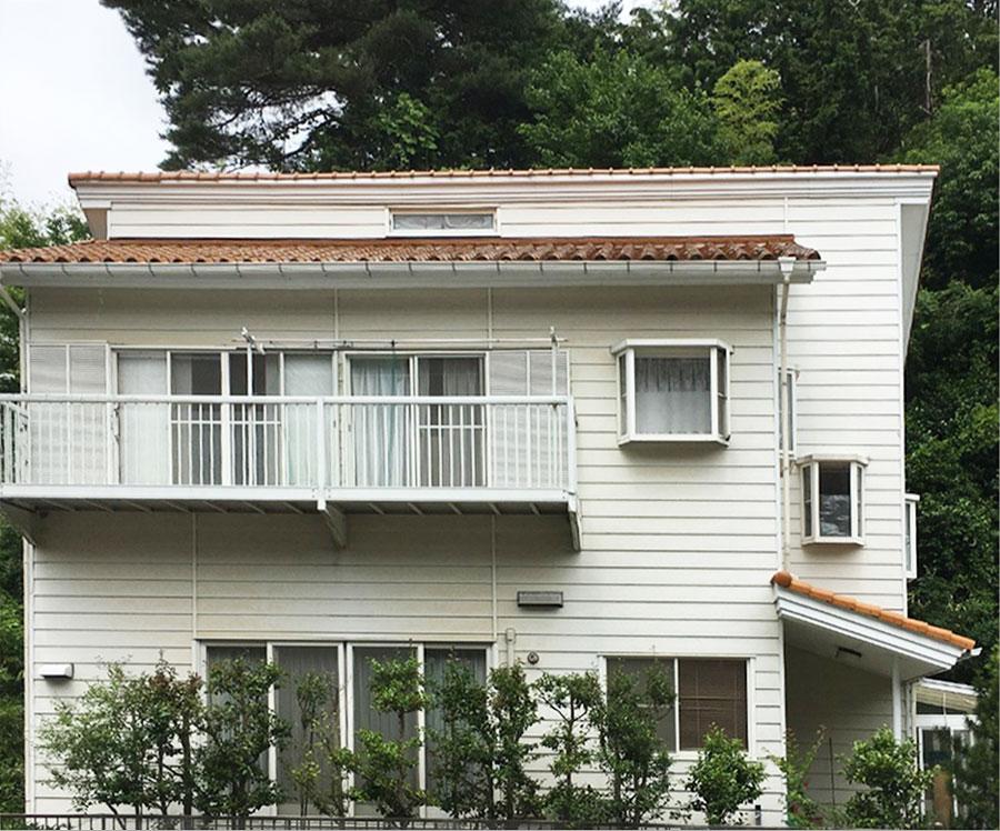 泉区A邸 屋根リフォーム 228万円/工期20日間 施工前