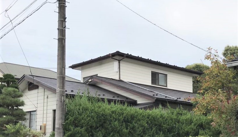 太白区O邸 屋根リフォーム 200万円/工期20日間 施工後