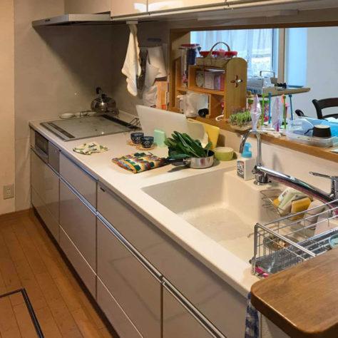水回りを快適に! キッチン改修工事✨