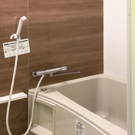 快適空間のお風呂で掃除もラクラク! 浴室リフォーム🚿