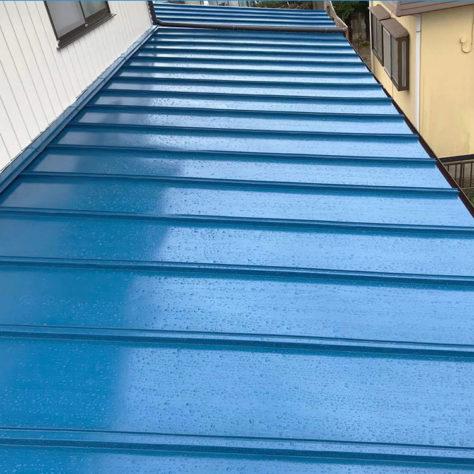 屋根を塗装で雰囲気一新! 屋根塗装工事🏠