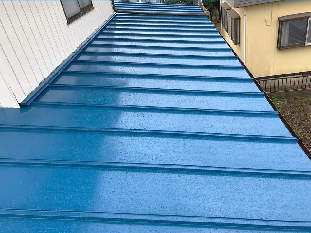 亘理町Y邸 外壁塗装・外装リフォーム 約130万円/工期14日間 施工後