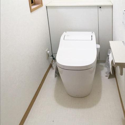 節水トイレでお財布にも優しい! トイレリフォーム