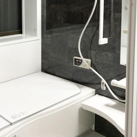 寒かった浴室をユニットバスへ! 温かい浴室で快適入浴♪