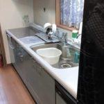 キッチン改修_施工前写真