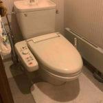 トイレ工事_施工前
