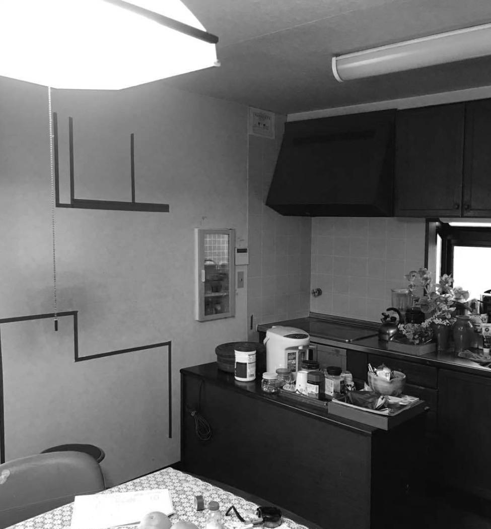 泉区F邸 キッチンリフォーム 280万円(収納・内装工事含む)/工期7日間 施工前
