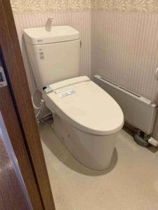 トイレ工事_施工後