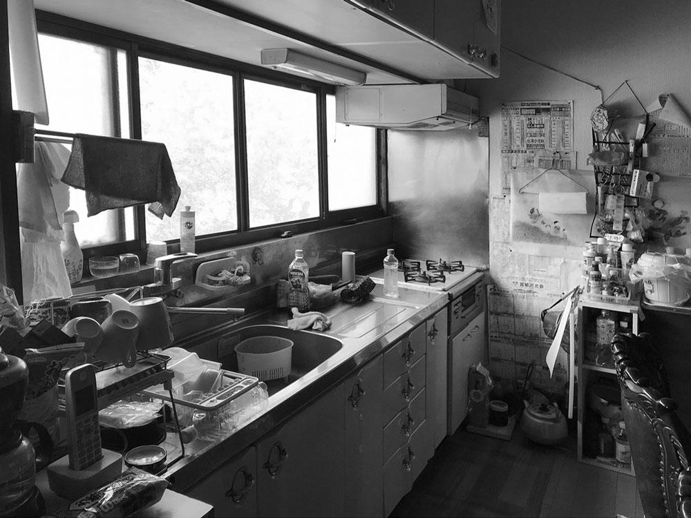 大崎市T邸 キッチンリフォーム 95万円/工期4日間 施工前