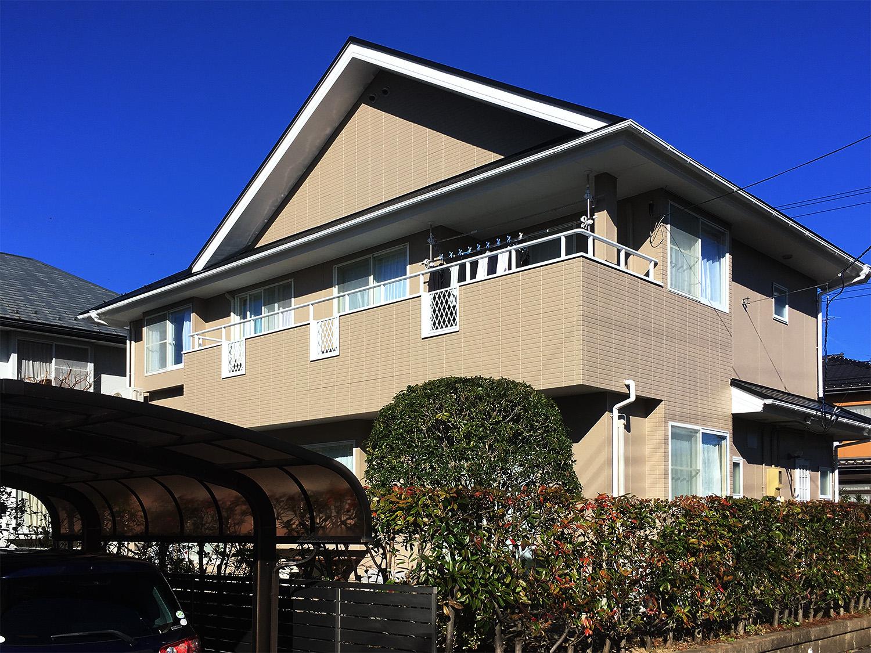青葉区S邸 外壁塗装・外装リフォーム 102.1万円/工期14日間 施工後