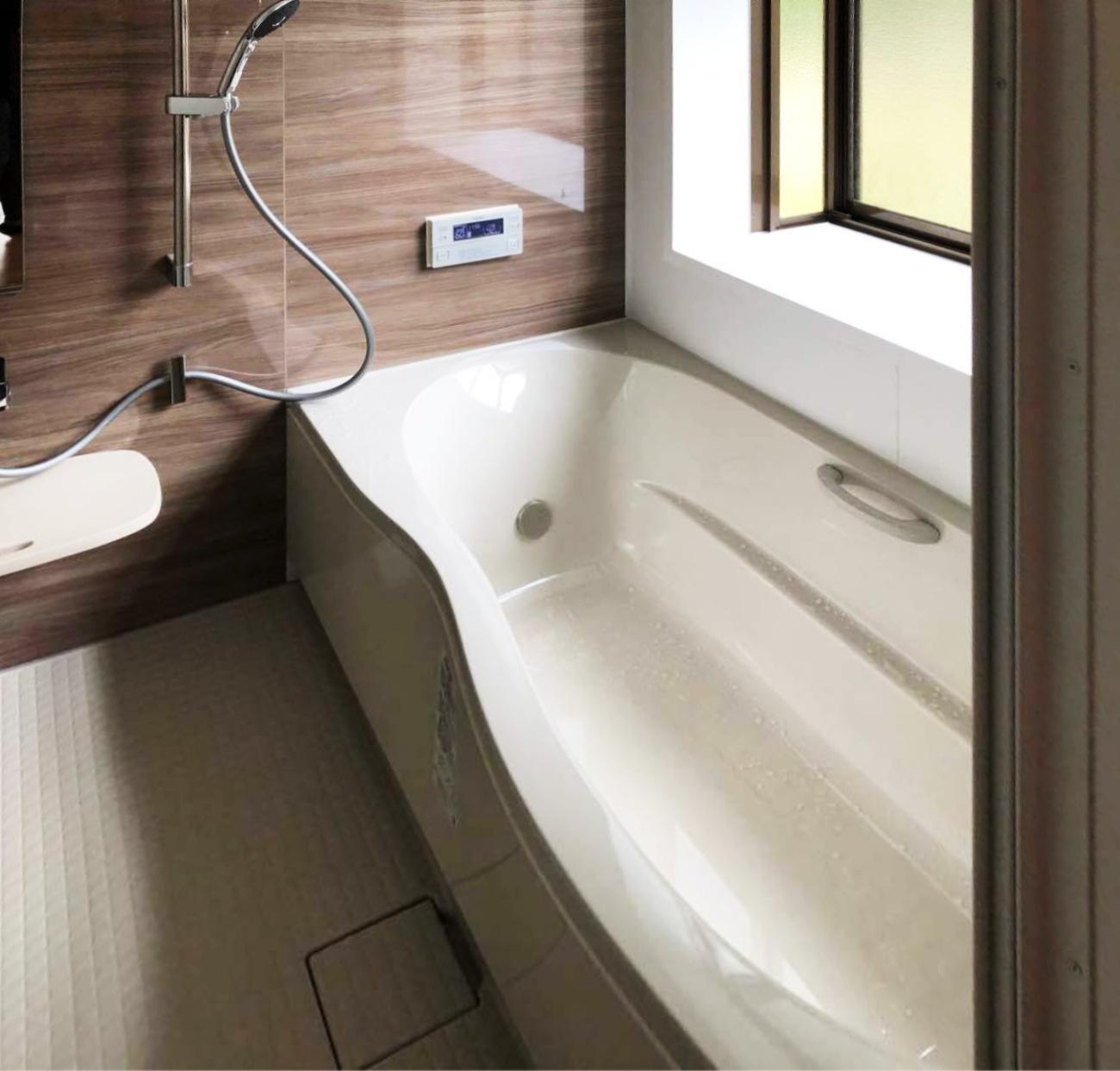 丸森町K邸 浴室改修工事 101.3万円/7日間 施工後