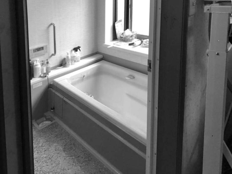 丸森町K邸 浴室改修工事 101.3万円/7日間 施工前