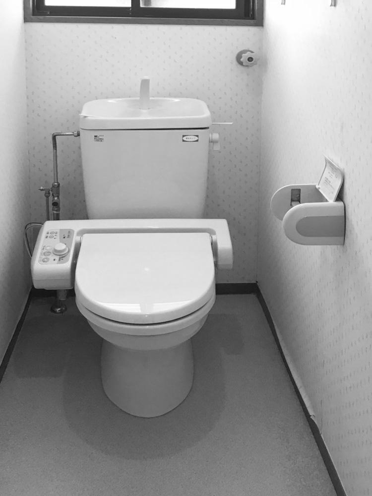 K邸 トイレ改修工事 50万円/2日間 施工前