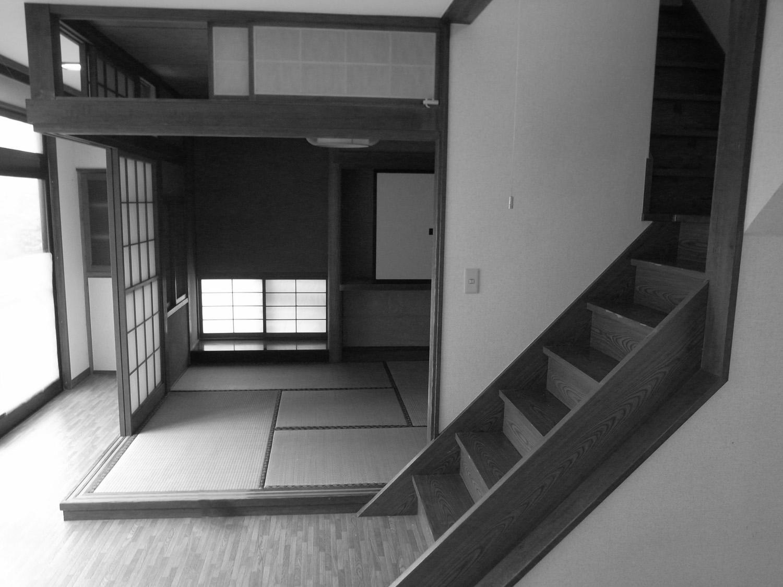 泉区S邸 大型リフォーム 工期1.5ヶ月 施工前