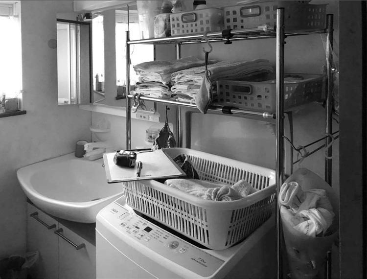 泉区M邸 洗面化粧台リフォーム 22万円/工期2日間 施工前