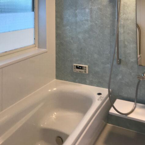 掃除の大変な浴室をリフォーム🛁お手入れらくちんで大満足✨