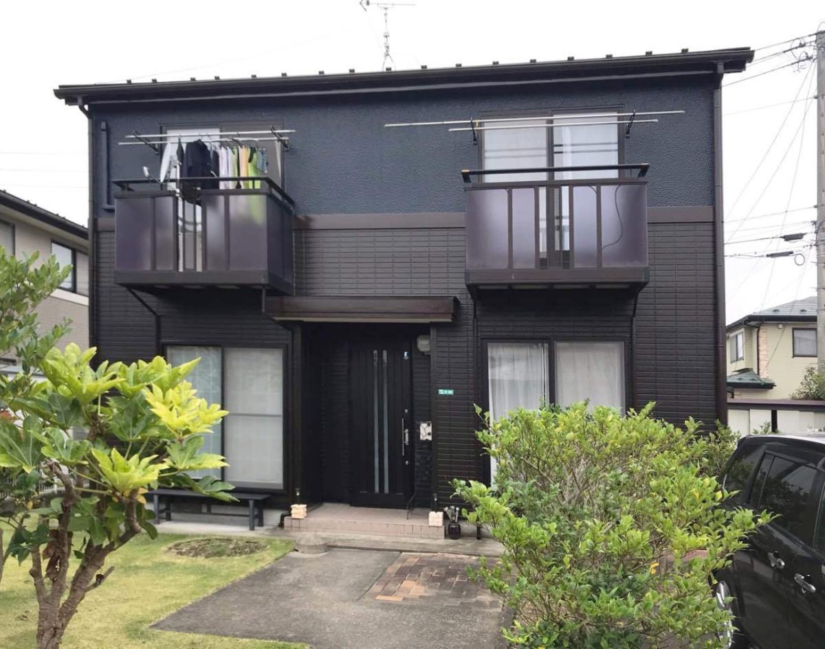 大崎市S邸 外装リフォーム 約140万円/工期2日間 施工後