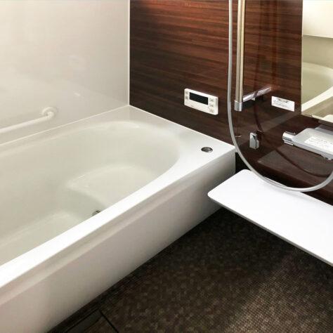 お風呂リフォームで家族が快適に過ごせる空間に一新✨