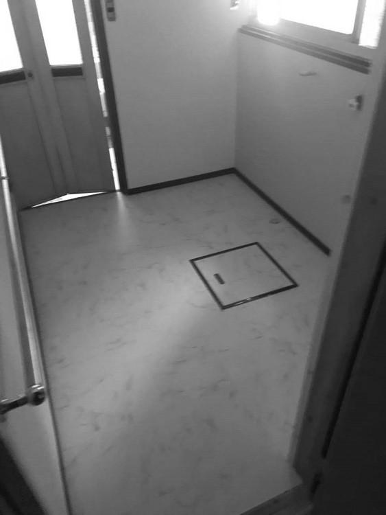 仙台市H邸 洗面化粧台リフォーム 51万円/工期4日間 施工前