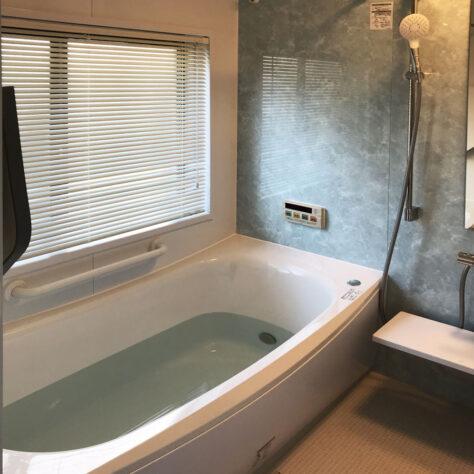 お手入れもしやすい浴室にリフォーム🛀毎日快適バスタイム