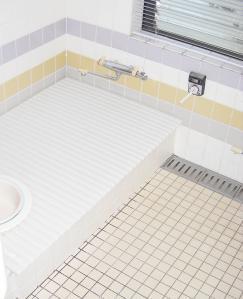 お風呂施工前
